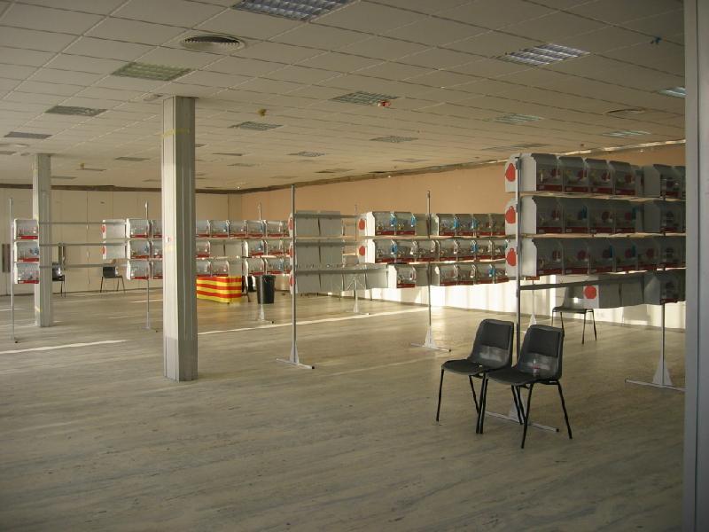 Sala Exposiciones Ca n'Oliveras