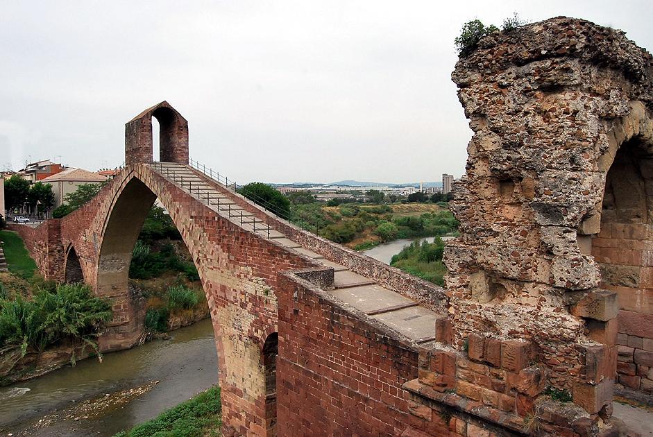 Pont del diable Martorell